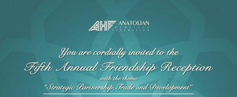 5th Annual Friendship Reception at Queen's Park
