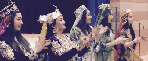 Nevruz celebration at Guelph