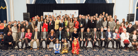 Saskatchewan Comes Together on 3rd Dialogue and Friendship Dinner