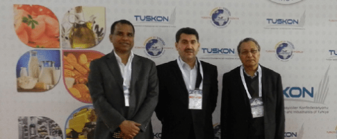 TUSKON -Turkey World Trade Bridge 2014