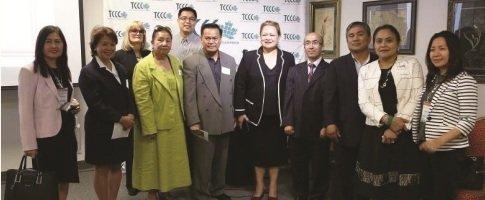 Philippine -TCCC Business Reception
