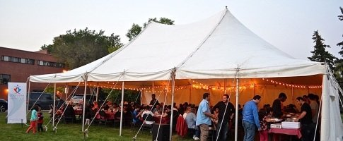 Ramadan Tent in Regina