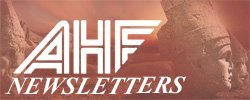 ahf newsletters