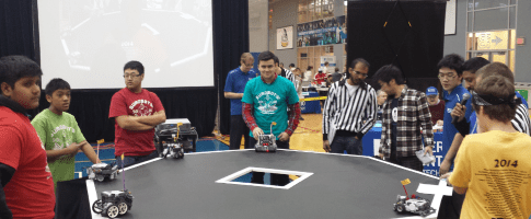 Nile Academy Students Win Big at UOIT's Robotics Competition