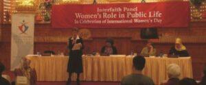 Women's Role in Public Life