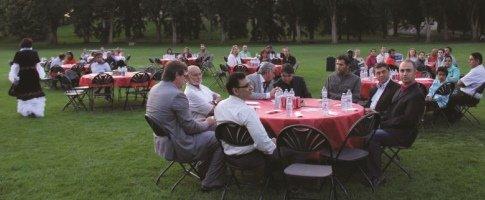 Alberta Legislature Fast Breaking Dinner Event