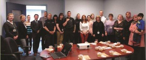 Noah's Pudding program in Halton Police Departmentt