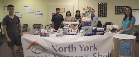 Northern Lights Relief Foundation FOOD DRIVE