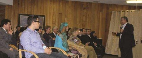 Public Lecture & Book Signing: Islam's Jesus