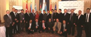 Parliamentary Reception in Quebec city