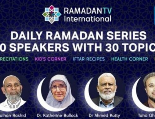 "RamadanTV ""Embracing Ramadan 2020"""