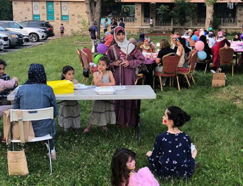 Embrace Islamic Society Eid Al-Adha Dinner